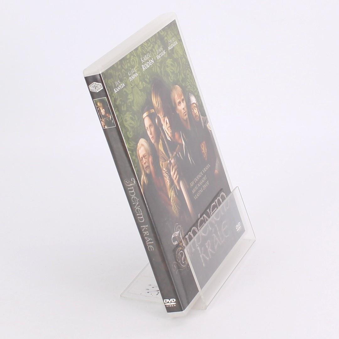 DVD film: JMÉNEM KRÁLE