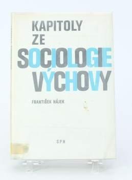 František Hájek: Kapitoly ze sociologie výchovy