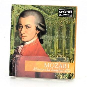 CD Mozart - Mistrovská hudební díla