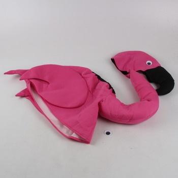 Pánský kostým plameňák Smiffys Pink Flamingo