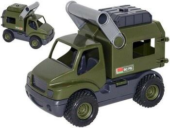 Vojenské auto Wader Cons Truck furgon
