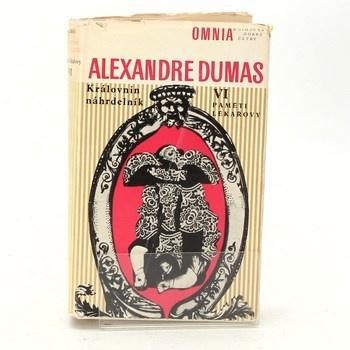 Alexandre Dumas, st.: Královnin náhrdelník II. (Paměti…