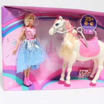 Barbie s koněm Barbie GML79