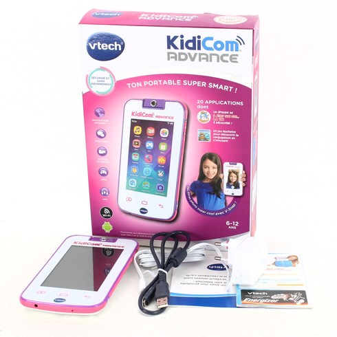 Dětský tablet Vtech KidiCom advance