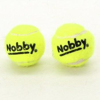 Tenisové míčky Nobby žluté