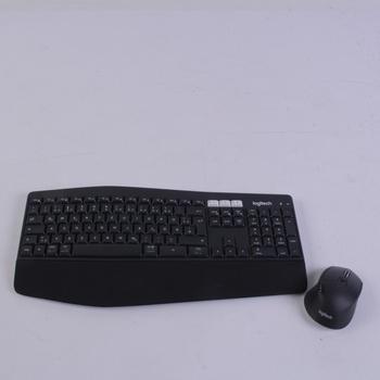Set klávesnice a myši Logitech MK850