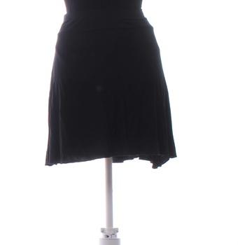 Dámská sukně Okay černá ke kolenům