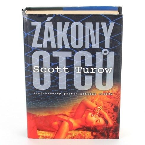 Kniha Zákony otců Scott Turow