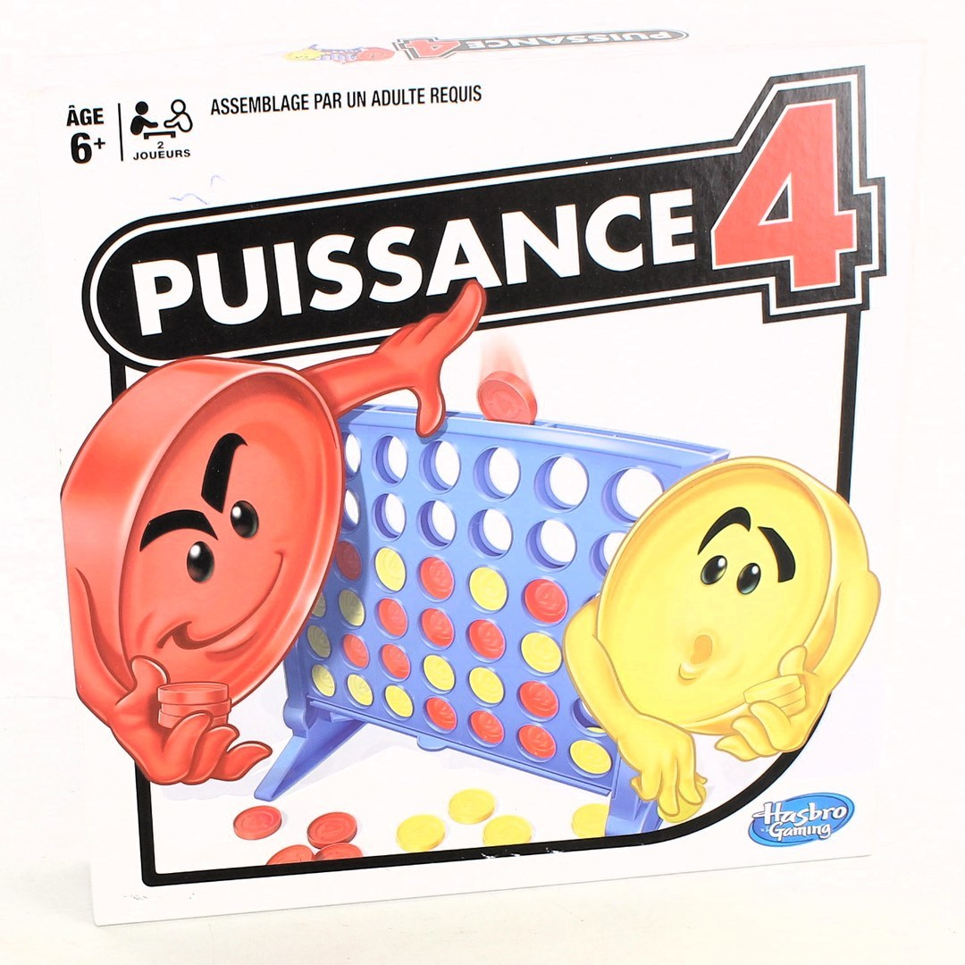 Stolní hra Puissance 4 Hasbro A56404470