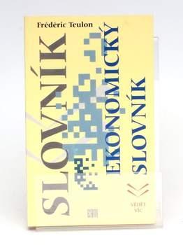 Kniha Frédéric Teulon: Ekonomický slovník