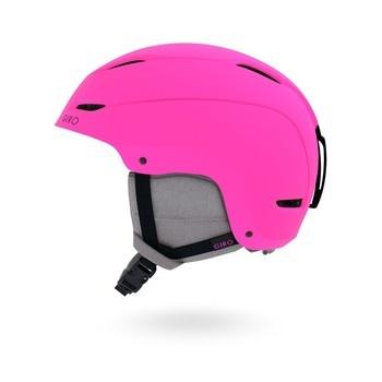 Lyžařská helma Giro Ceva Mat Bright Pink