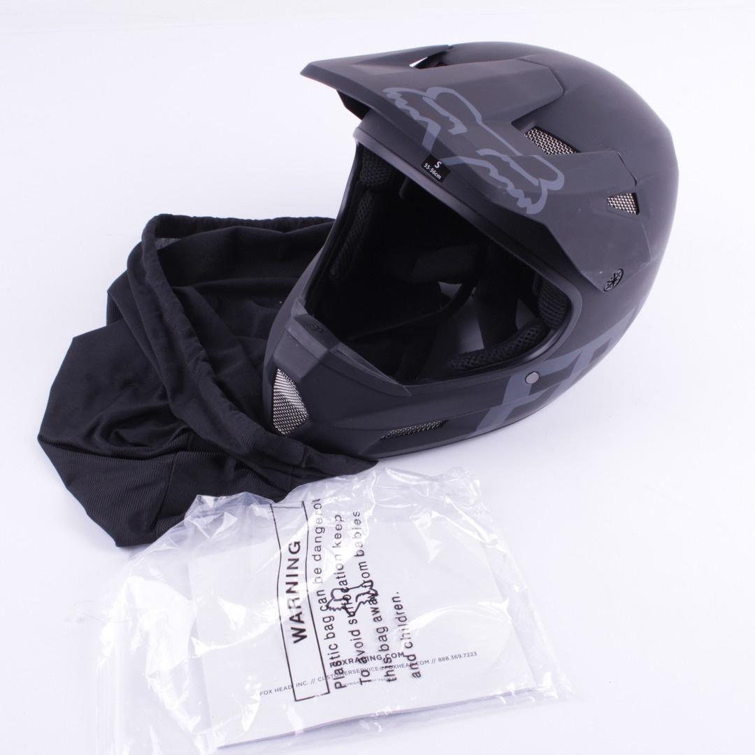 MTB helma Fox Rampage Comp