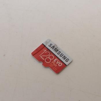 Paměťová karta Samsung EVO Plus 128 GB