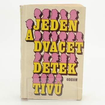 Kniha: Jedenadvacet detektivů