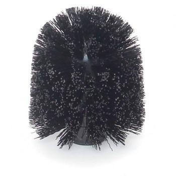 Náhradní hlavice WC štětky černá