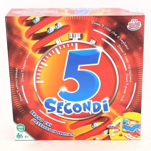 Stolní hra Grandi Giochi 5 Secondi