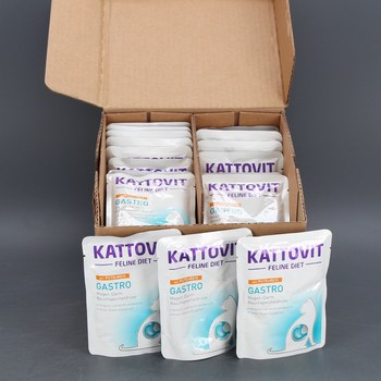 Dietické krmivo pro kočky Gastro 24 ks