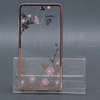 Zadní kryt na Xiaomi Mi4 motiv květin ab2f3f947b3