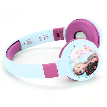 Bezdrátová sluchátka Lexibook HPBT010FZ