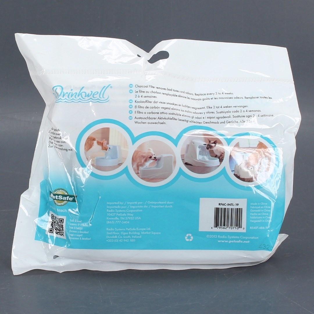 Filtry s aktivním uhlím PetSafe Drinkwell