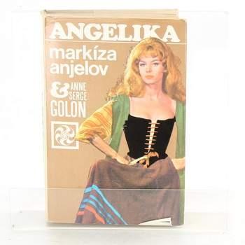 Kniha Angelika markíza anjelov