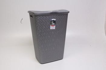 Plastový koš Curver 00713-087-00 šedý