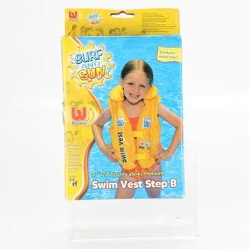 Nafukovací vesta Bestway Swim vest step B