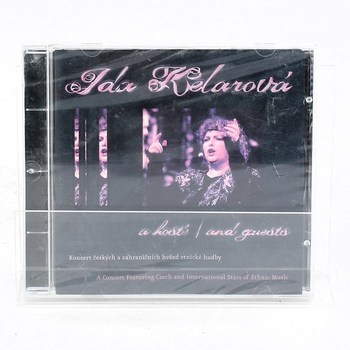 CD Ida Kelarová a Hosté Etnická hudba