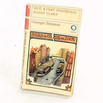 G. Simenon: Muž, který pozoroval noční vlaky