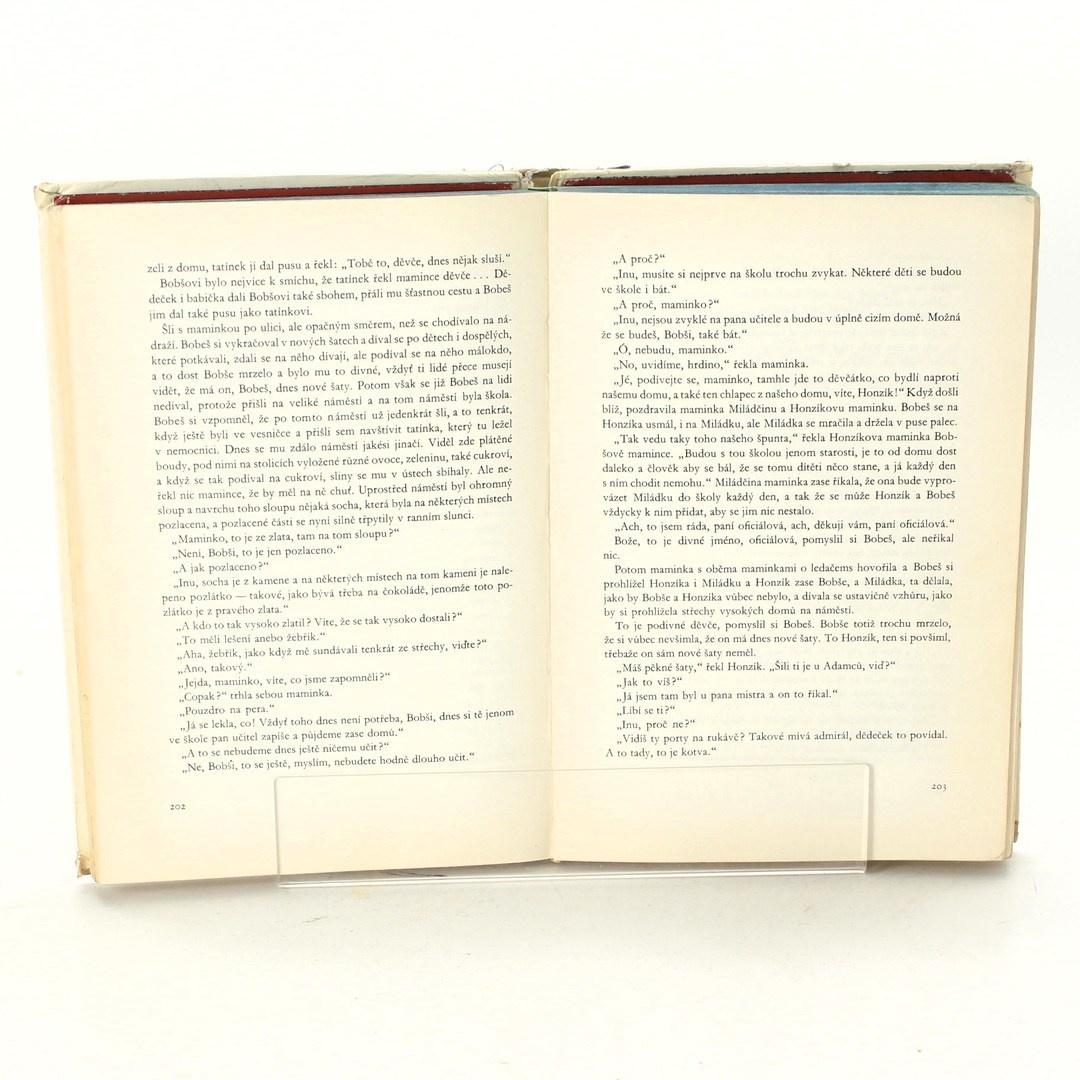 J. V. Pleva : Kniha Malý Bobeš