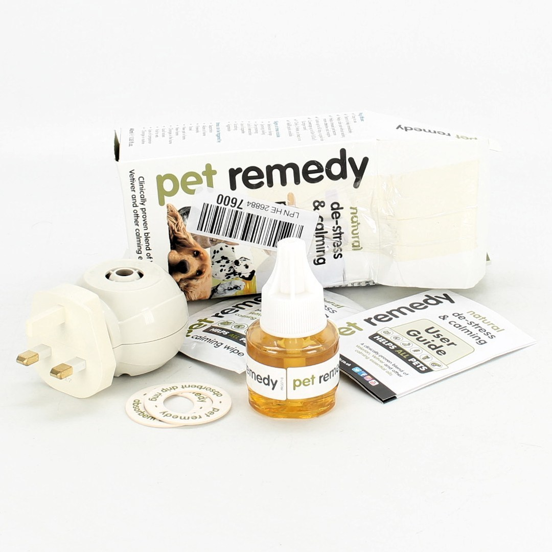 Antistresový přípravek Pet remedy