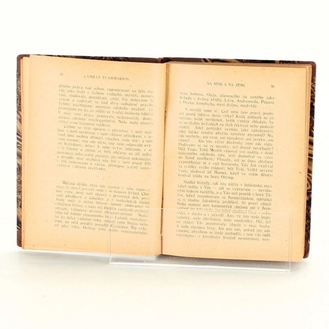 Camille Flammarion: Na nebi a na zemi