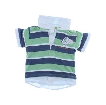 Dětské tričko Marks & Spencer Proužkované