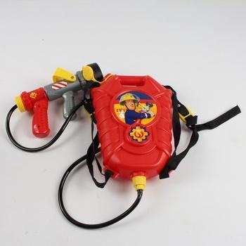 Vodní pistole Simba požárník Sam