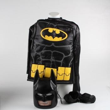Kostým Lego Batman s maskou
