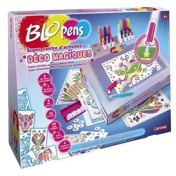 Foukací fixy Lansay BLO pens 23640