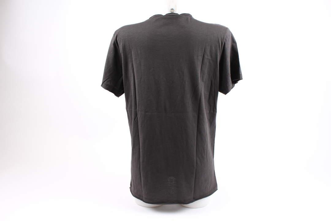 Pánské tričko Hardhoney tmavě šedé