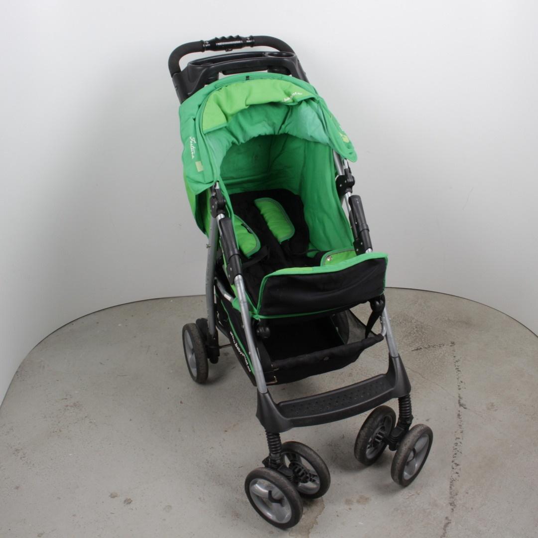 Sportovní kočárek Babypoint Fortuna zelený