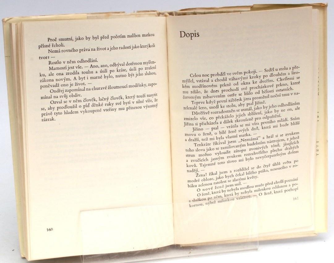 Kniha Jan Vrba: Les