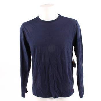 Pánské tričko Ralph Lauren odstín modré M