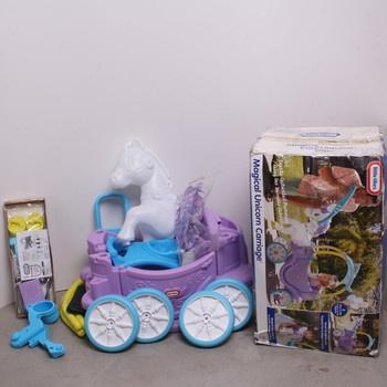 Dětské odrážedlo Little Tikes 645860