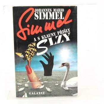 Kniha J. M. Simmel: A s klauny přišly slzy