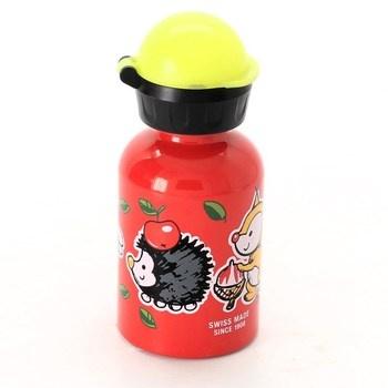 Dětská láhev Sigg 8623.9 Forrest červená