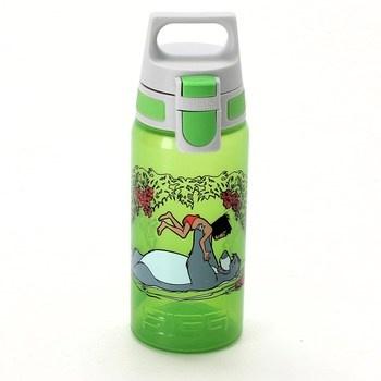 Dětská láhev na pití Sigg Viva One Mauglí