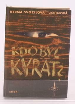 Kniha Herma Svozilová-Johnová:Kdo byl Kyrat?
