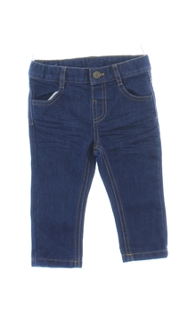 Dětské džíny baby club C&A modré