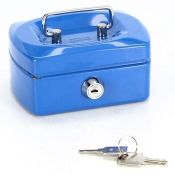 Pokladnička Idena 50033 modrá