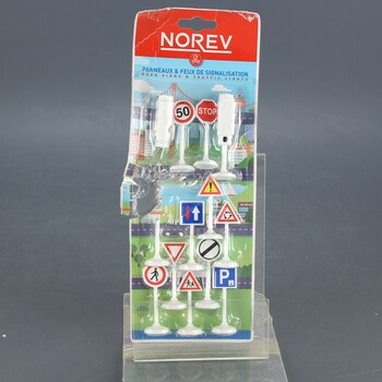 Sada dopravních značek Norev 318990