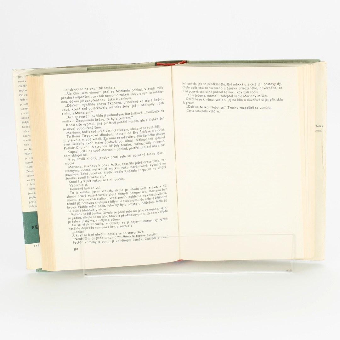 Kniha Pět Novel