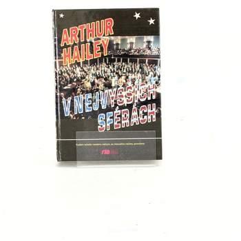 Kniha Rio V nejvyšších sférách Arthur Hailey